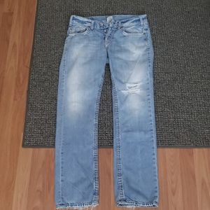 True religion boot cut Jeans size 31